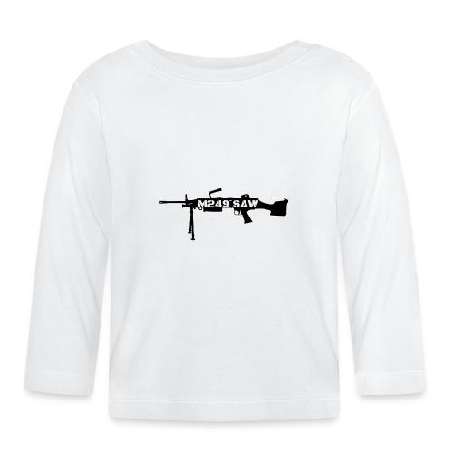M249 SAW light machinegun design - T-shirt
