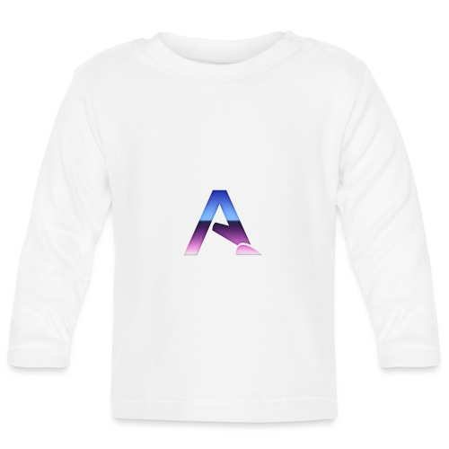 logga 3 - Långärmad T-shirt baby