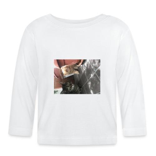 I gatti - Maglietta a manica lunga per bambini