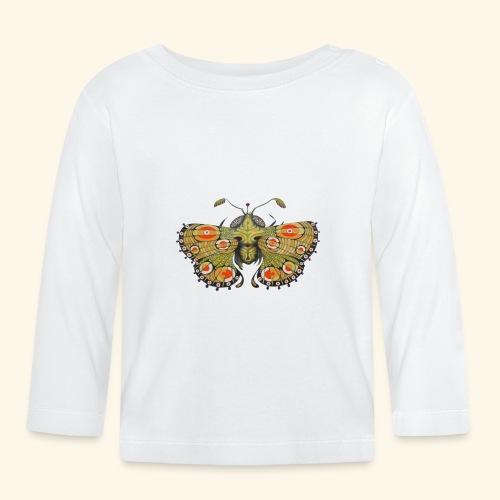 butterfly - Maglietta a manica lunga per bambini
