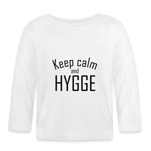 HYGGE - Keep calm - Baby Langarmshirt