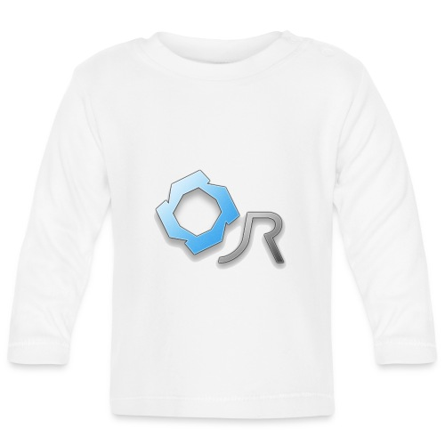 Original JR Logo - Baby Long Sleeve T-Shirt