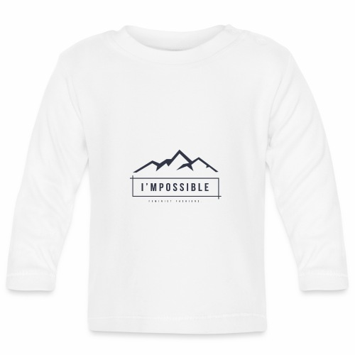 Impossible - Baby Long Sleeve T-Shirt