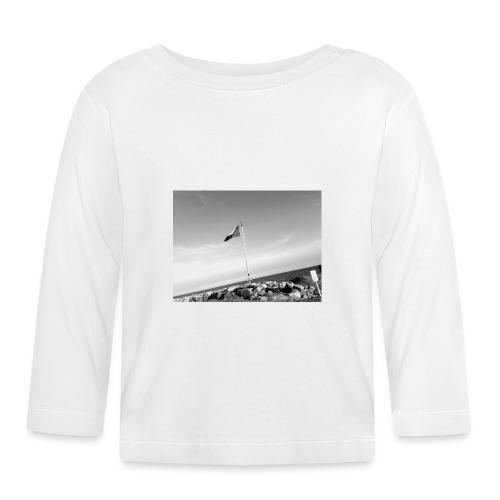 Beach feeling - Baby Langarmshirt