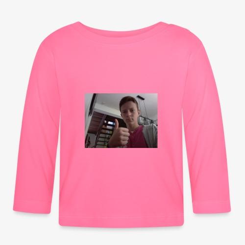 Leman974 homme - T-shirt manches longues Bébé