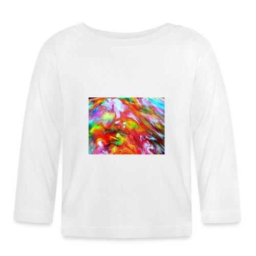 abstract 1 - Baby Long Sleeve T-Shirt