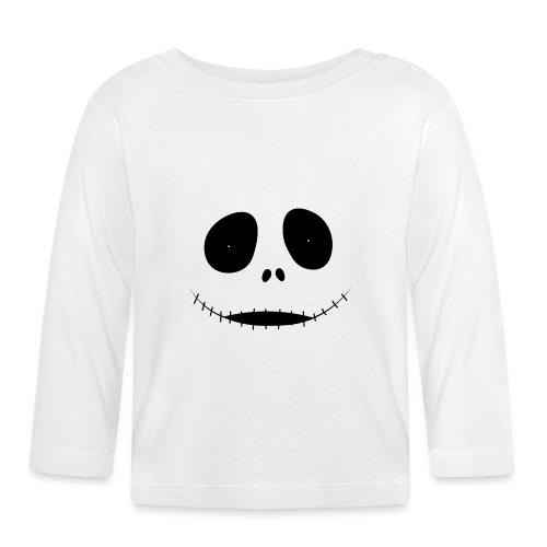SCAREY FACE - Baby Langarmshirt
