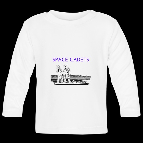Space Cadets - Baby Langarmshirt