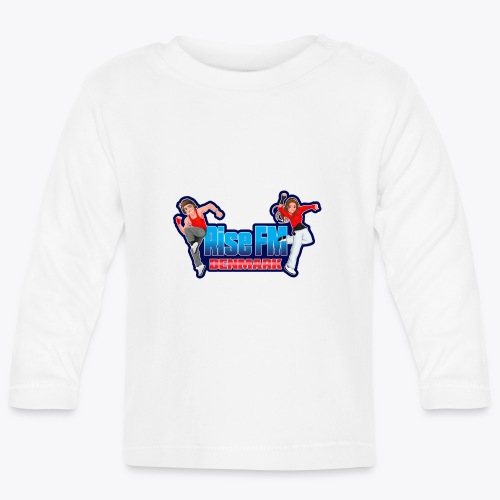 Rise FM Logo - Baby Long Sleeve T-Shirt