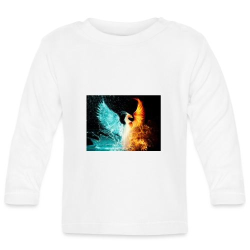 Elemental phoenix - Baby Long Sleeve T-Shirt