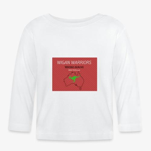 WARRIORS DOWN UNDER - Baby Long Sleeve T-Shirt