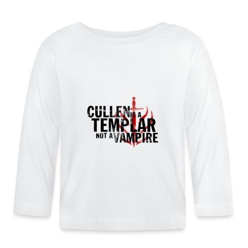 Cullen is a Templar Design - Baby Long Sleeve T-Shirt