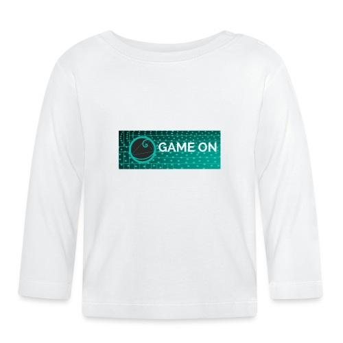 GameOn Light Tekst - T-shirt