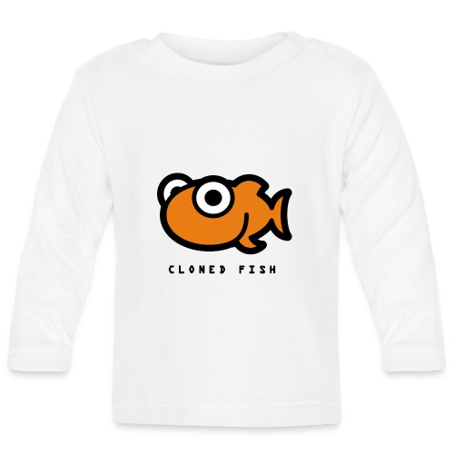 Cloned Fish - Baby Long Sleeve T-Shirt