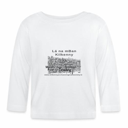 Lá na mBan black - Baby Long Sleeve T-Shirt