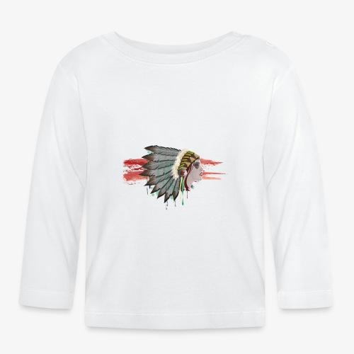 Native american - T-shirt manches longues Bébé
