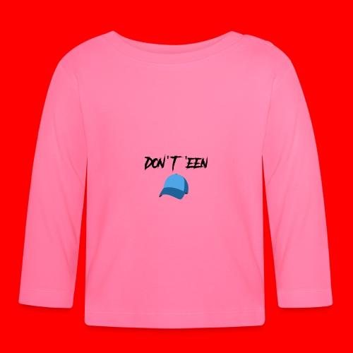 AYungXhulooo - Atlanta Talk - Don't Een Cap - Baby Long Sleeve T-Shirt