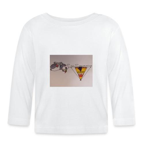 Animaux rigolos pour des accessoires bébé bio - T-shirt manches longues Bébé