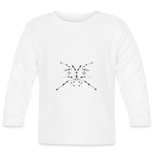 Mechanical ant - Baby Long Sleeve T-Shirt