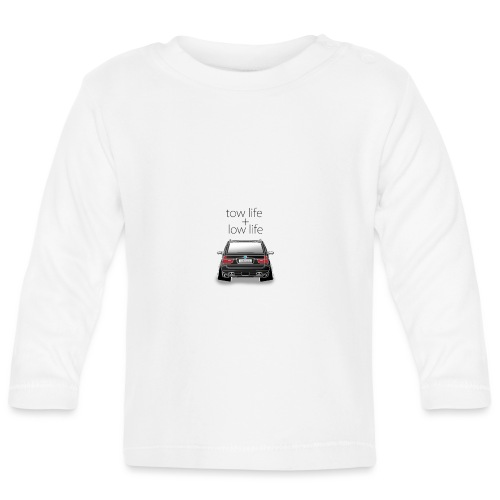 x5 towlife low life - Baby Long Sleeve T-Shirt