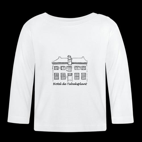 Hotel de Tabaksplant (black) - Baby Long Sleeve T-Shirt