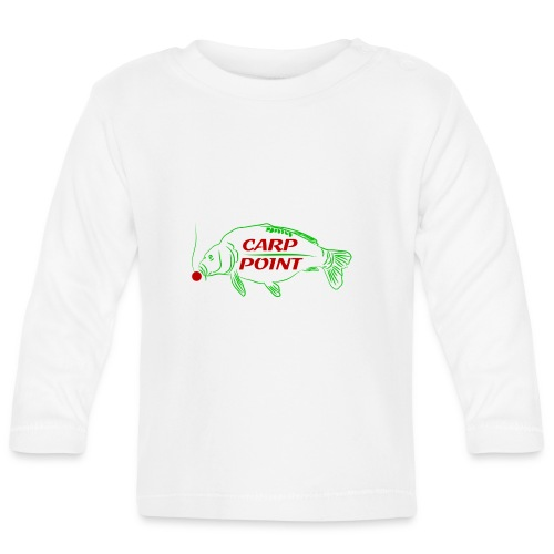 Carp Point new1 mid - Baby Langarmshirt