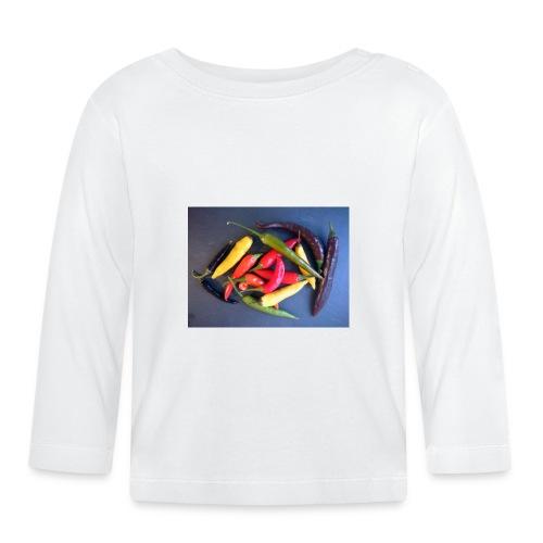 Chili bunt - Baby Langarmshirt