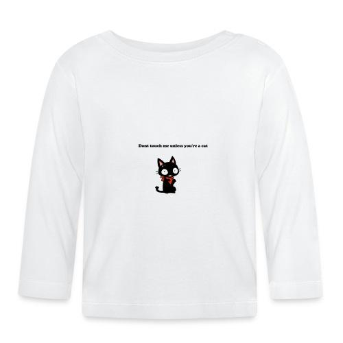 Imnotacat Tshirt - Långärmad T-shirt baby