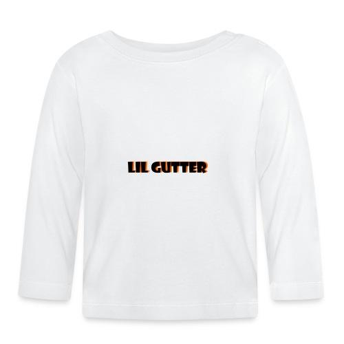 lil gutter sim - Langærmet babyshirt