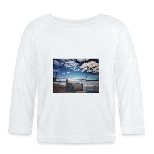 poncio - Camiseta manga larga bebé
