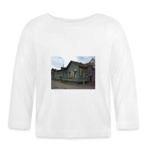 Aika on pysähtynyt Sortavalassa - Vauvan pitkähihainen paita