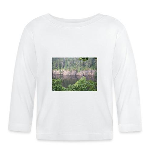 Laatokan maisemissa - Vauvan pitkähihainen paita