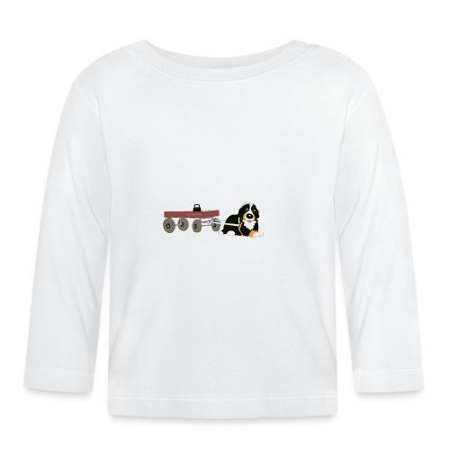 bernerdrag hona - Långärmad T-shirt baby
