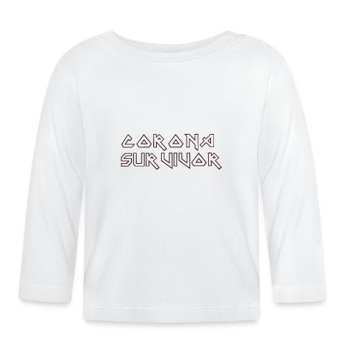 CORONA SURVIVOR COVID-19 SHIRT - T-shirt