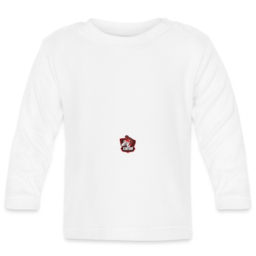 member weiss - Baby Langarmshirt