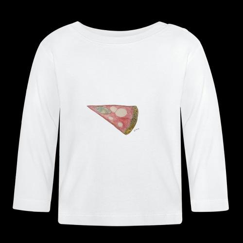 BY TAiTO Pizza Slice - Vauvan pitkähihainen paita