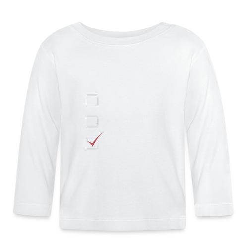 Single Taken ✔Biltemakörv - Långärmad T-shirt baby