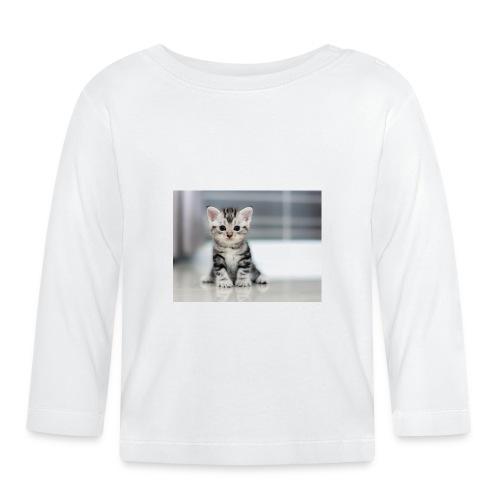 accesoires chat - T-shirt manches longues Bébé