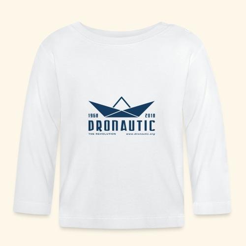 140520DRONAUTICtherevolut - T-shirt manches longues Bébé