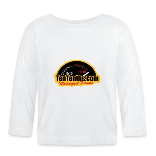 3Colour_Logo - Baby Long Sleeve T-Shirt