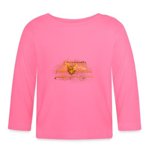Accademia_Fabio_Scolari_trasprido-png - Maglietta a manica lunga per bambini