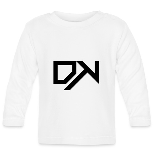 DewKee Logo Samung Galaxy S4 Case Black - Baby Long Sleeve T-Shirt