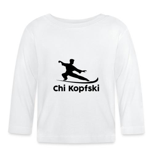 chi kopfski - Baby Langarmshirt