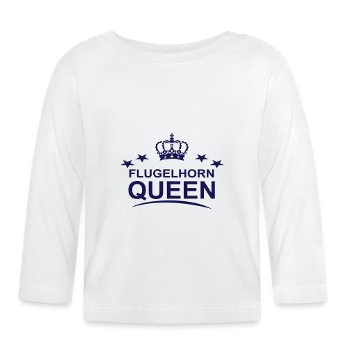 Flugelhorn Queen - Baby Long Sleeve T-Shirt
