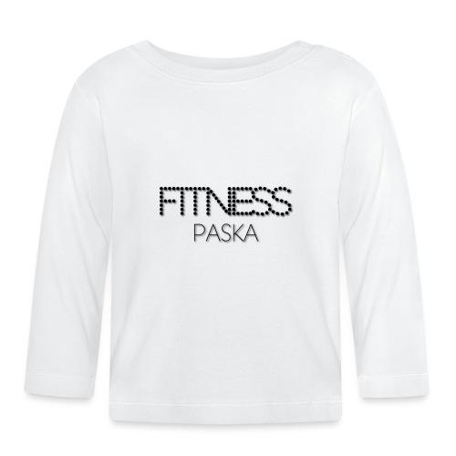 FITNESS PASKA - Vauvan pitkähihainen paita