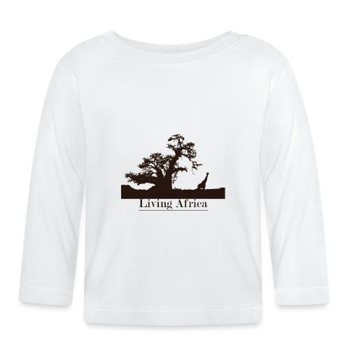 Ultimate_Living_Africa-png - Maglietta a manica lunga per bambini