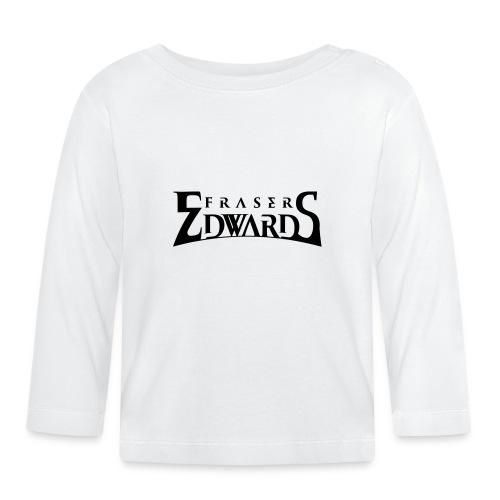 Fraser Edwards Men's Slim Fit T shirt - Baby Long Sleeve T-Shirt