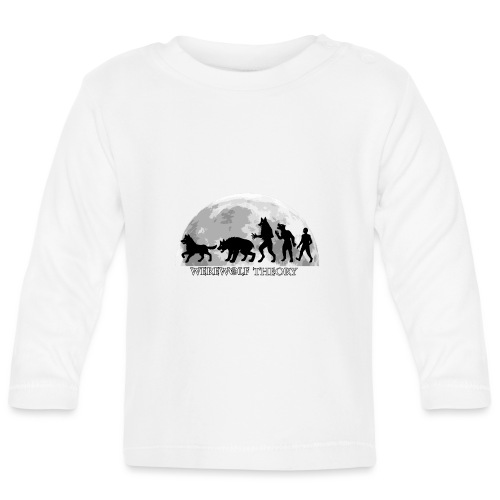 Werewolf Theory: The Change - Baby Long Sleeve T-Shirt