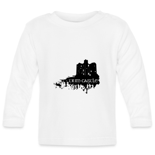 Legend_-_Trim_Castle - Baby Long Sleeve T-Shirt