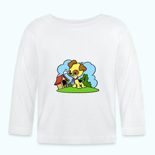 Tiny Dog - Baby Long Sleeve T-Shirt